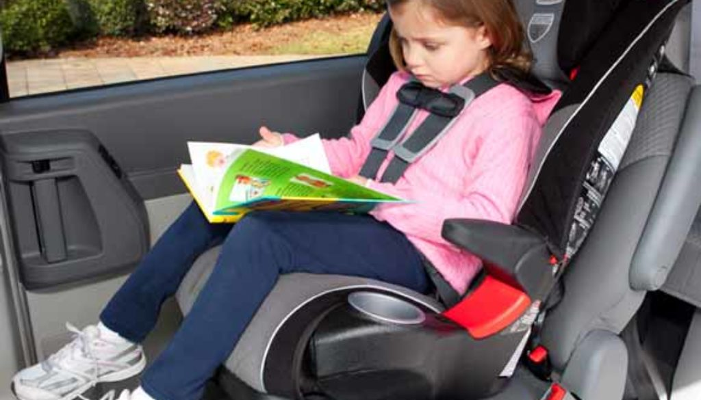 Learn When To Switch From Car Seat Booster