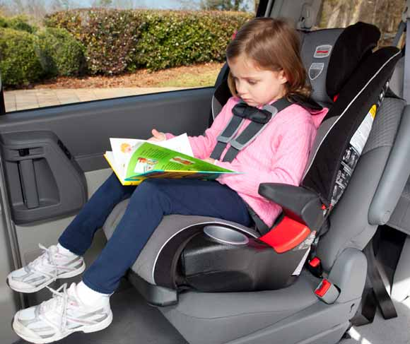 Here S How You Know When To Switch From Car Seat To Booster Seat
